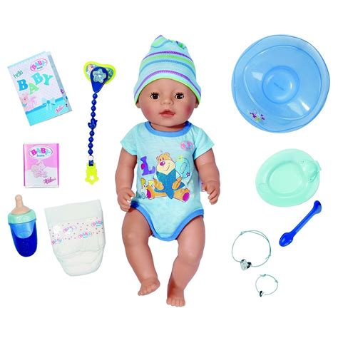 baby toys boys baby born interactive boy doll toys australia