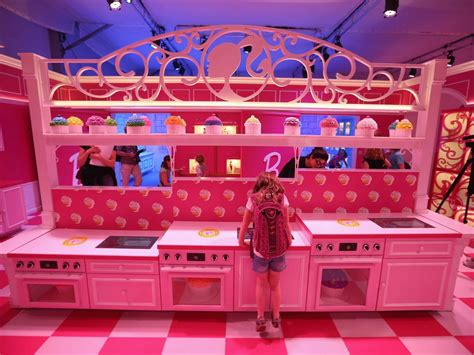 barbie dream house design barbie dreamhouse in berlin business insider