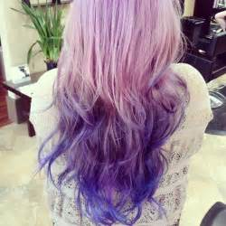 colorful ombre hair pink blue and purple ombre hair memes