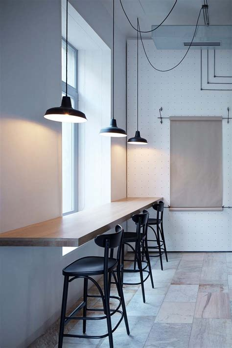 cafe design concepts furniture bistro cafe with minimalist artistic design concept in