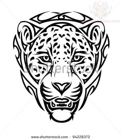 tribal jaguar tattoo tribal jaguar images designs