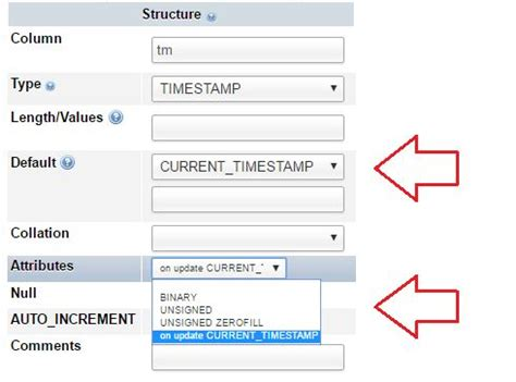 date format in mysql while inserting automatically storing last insert updating time of