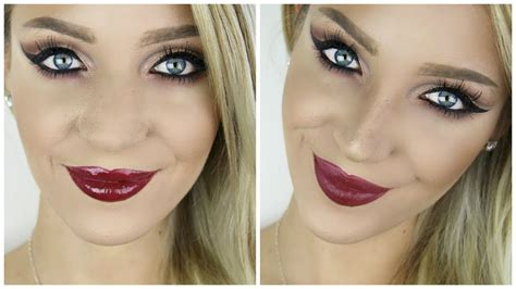 make your nose look smaller with contouring tutorial