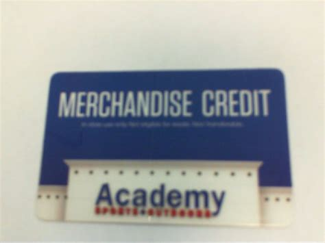 Academy Sports Gift Card Balance - academy sports outdoors gift merchandise card 70 83 balance brand new buya