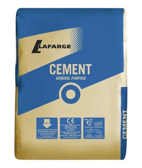 ordinary portland cement opc 25kg bag 60 bags ebay