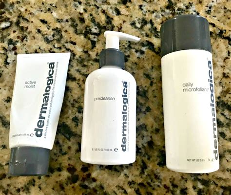 O M Detox Shoo Review by Features And Benefits Of Dermalogica Products 2018 Cars