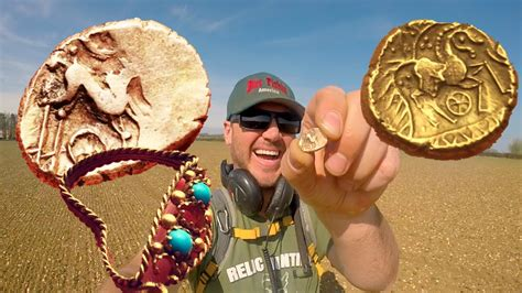 Finds For by Metal Detecting Finds Lost Treasure 2000 Years Best