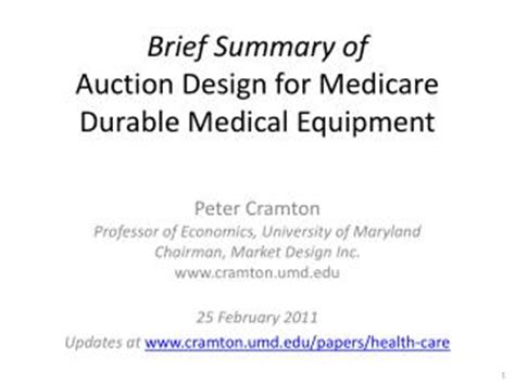 design brief conclusion ppt durable medical equipment cleaning sanitizing