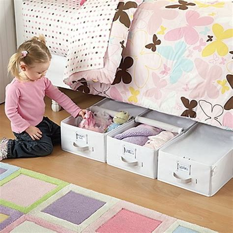 under bed organization creative under bed storage ideas for bedroom