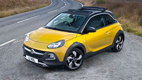 vauxhall adam price vauxhall adam rocks 2018 review specs prices on sale