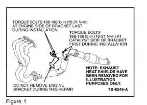 Ford Focus Exhaust System Diagram Diagram 2003 Ford Focus Exhaust System Auto Parts Diagrams