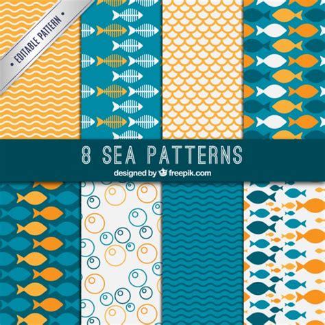 download pattern freepik sea patterns vector free download