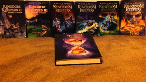 themes in kingdom keepers kingdom keepers book series youtube