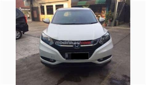 Honda Hrv E Cvt 1 5 2015 honda hrv type e cvt 1 5 a t gress kredit dp murah