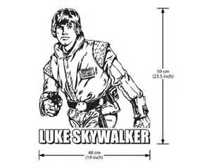 Star wars coloring pages luke skywalker star wars luke skywalker vinyl