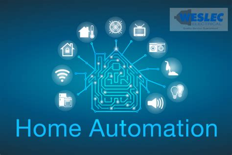 home automation services weslec electrical