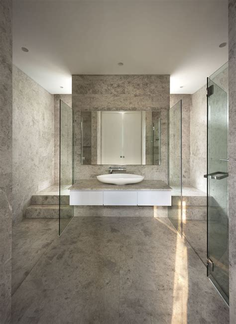 Modern Homes Bathrooms Contemporary Luxury Beautiful Modern Bathroom Decosee