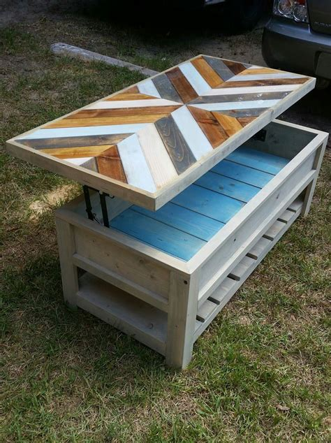 Diy Lift Top Coffee Table Top 25 Best Lift Top Coffee Table Ideas On