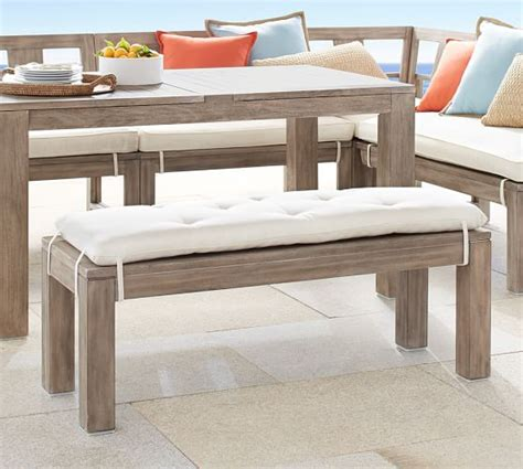 pottery barn dining bench indio dining bench pottery barn