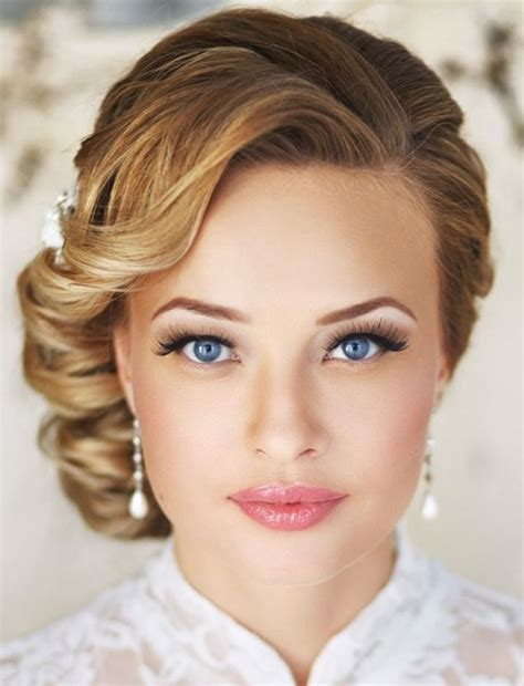Bridal Side Hairstyles by 20 Creative And Beautiful Wedding Hairstyles For Hair
