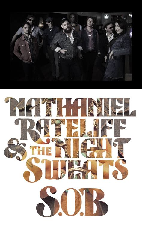 s o b nathaniel rateliff the night sweats weekly song nathaniel rateliff the night sweats s o b
