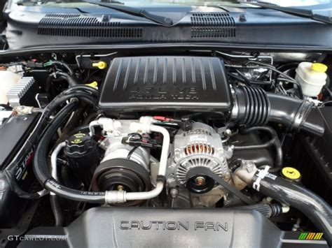 Jeep V8 Engine 2004 Jeep Grand Laredo 4 7 Liter Sohc 16v V8