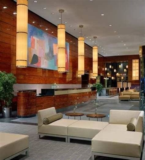 modern hotel design hilton hotel interior lobby stay in new york design