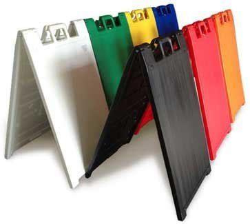 a frame folding and sidewalk signs plasticade signicade portable folding a frame sidewalk