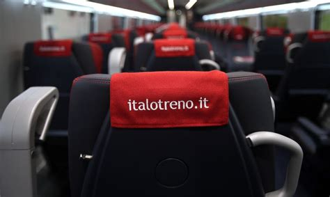 Carrozza Italo by Italo Gli Americani Comprano In Italia Ma Pensano All