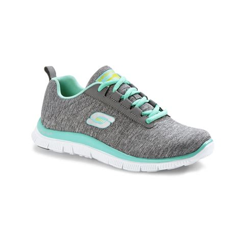 grey athletic shoes skechers s next generation running athletic shoe