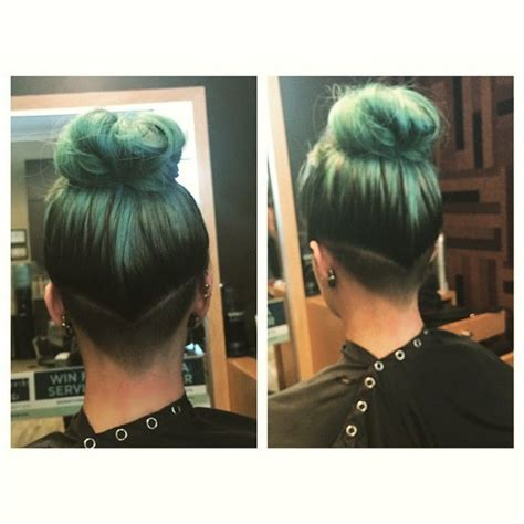 long hair that comes to a point the 25 best undercut long hair ideas on pinterest