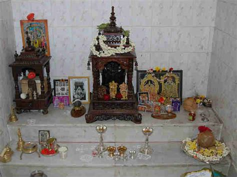 Temple Decoration Ideas For Home by Best Designs For Puja Room Boldsky Com