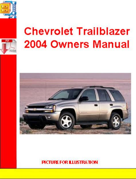 service manual chevrolet trailblazer 2004 owners manual download manuals t buy 脙聜脗聽2004 04