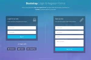 Free Bootstrap Login Page Template bootstrap login page login page login bootstrap 点力图库