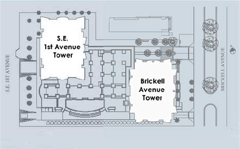 Brickell On The River North Floor Plans by 1060 Brickell Avenue Floorplans Miami Condo Lifestyle