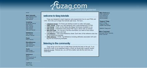 javascript tutorial tizag 5 websites similar to w3schools com with pictures