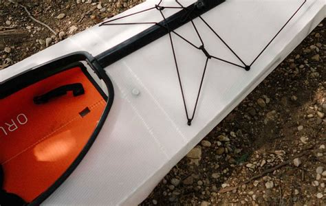 Origami Kayak - oru kayak innovative origami kayak takes 5 minutes to