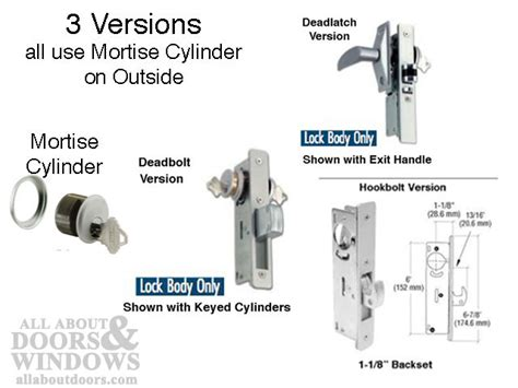 Shower Rite Door Parts Shower Rite Door Parts 1 2 Wide End Plate Mortise Lock With Automatic Latching For Rite Doors
