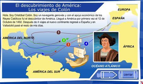libro el descubrimiento de las el descubrimiento de am 233 rica recurso educativo 35732 tiching
