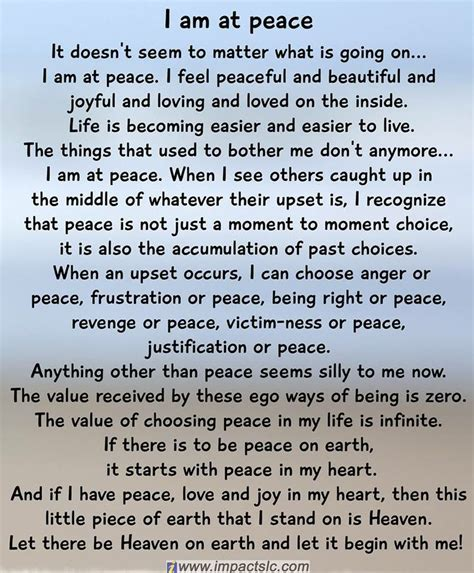 141972701x i am peace a i am at peace quotes quotesgram