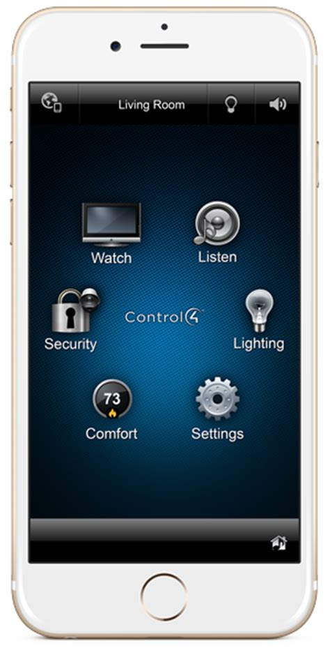 control4 app on ios9 knightsbridge audio visual