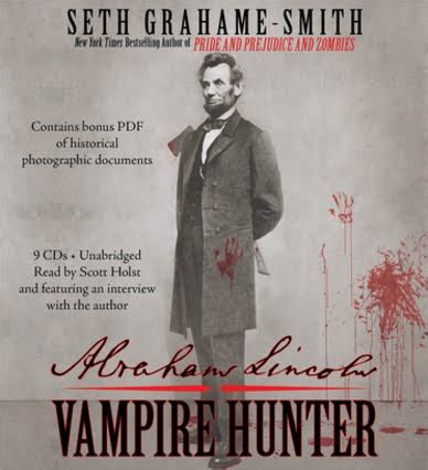 abraham lincoln vire hunter movie vs the book 301 moved permanently