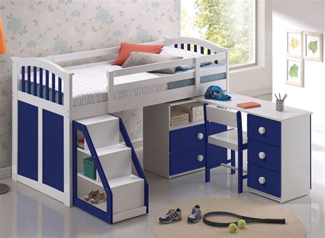kids loft bedroom sets remarkable modern boys bedroom furniture collections featuring enchanting kids loft beds design