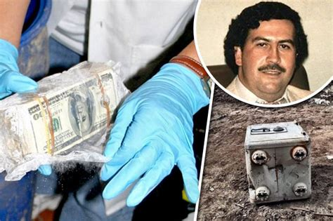 Pablo Escobar Money Room by Pablo Escobar Hunt For Narcos Lord S Money