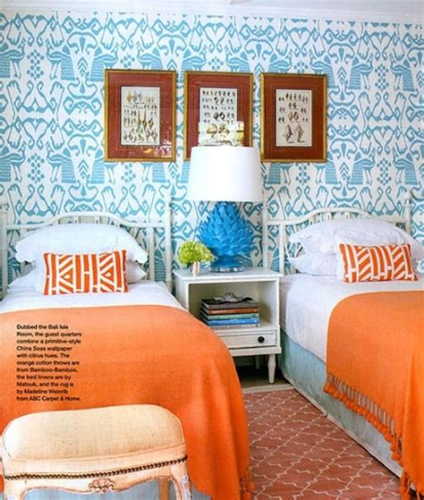 turquoise and orange bedroom 17 images about tangerine and turquoise on pinterest