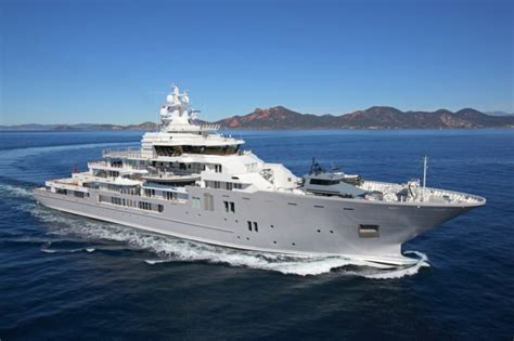 yacht ulysses a look at the 350 foot ulysses explorer megayacht by