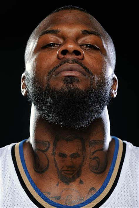 deshawn stevenson neck tattoo larry brown sports