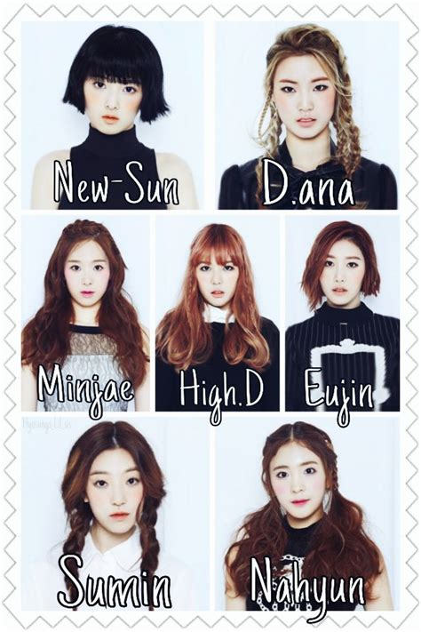 best rookie kpop groups 37 best images about sonamoo kpop on pinterest sun