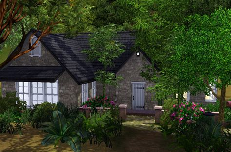 Bellas Cottage by Mod The Sims Cottage Edward Breaking Part 2