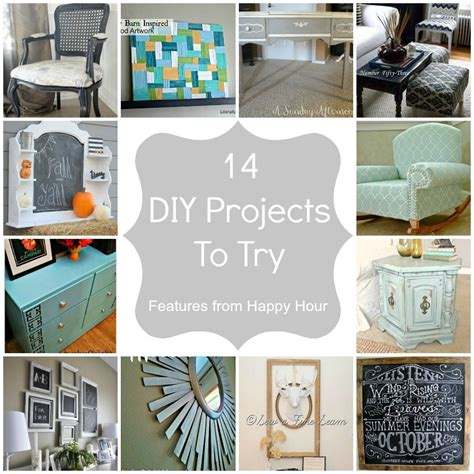 diy home projects happy hour 5 features craftberry bush